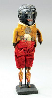 Circa 1880's dancing doll