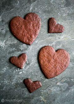 Crispy Thin Chocolate Cookies