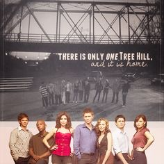 Can't believe OTH is over... I'll always love One Tree Hill.