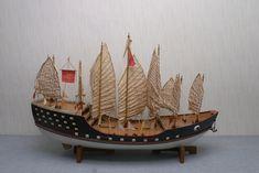 Cheng Ho Treasure Boat.