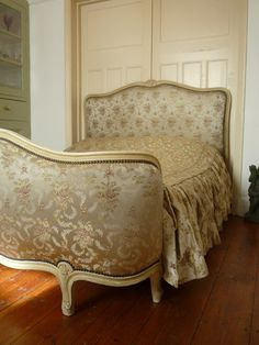 French Beds on Pinterest