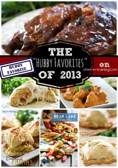 """Chef In Training's husband has rounded up his personal """"HUBBY FAVORITES"""" of 2013! A great list for feeding the men in your life!"""