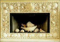 Decorative Seashell Craft Ideas