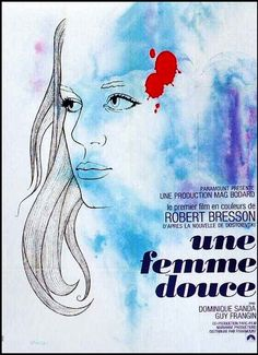 Une femme douce (A Gentle Woman) - France (1969) Director: Robert Bresson