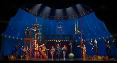 """Pippin"" Set Design by Scott Pask"