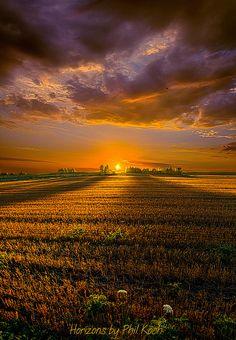Good Morning  by Phil~Koch on Flickr.