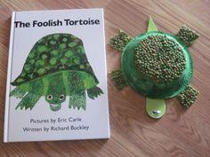 eric carle, tortoise, turtle