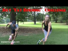 """July """"Fat Burning"""" Workout Challenge. www.trainermarcelo.com - YouTube"""