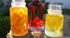 How to Infuse Your Own Vodka