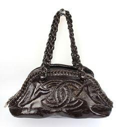 Chanel Bowler Bag SocialiteAuctions|eBay
