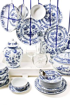Decoration and tableware sets Vista Alegre Atlantis #Portugal