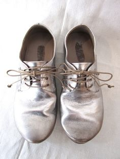 Marsell silver Oxford