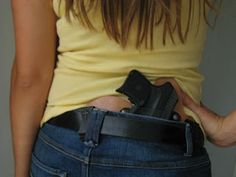 Concealed carry tips for petite women