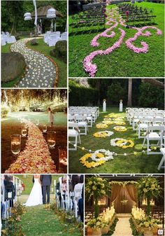 decoration_mariage_sol_petal