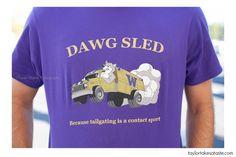 The Dawg Sled