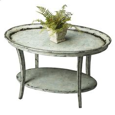 I pinned this Flossie Cocktail Table from the Butler event at Joss and Main!