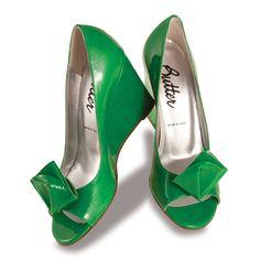 kelly green!