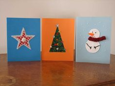 Tarjetas navideñas / Christmas cards