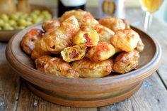 Spanish Tapas Memories Chorizo Empanadillas - Great British Chefs