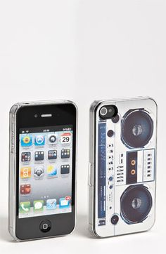 ZERO GRAVITY 'Boombox' iPhone 4 & 4S Case available at Nordstrom