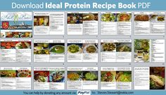 Ideal Protein recipes & pix from Finland - Page 20 - 3 Fat Chicks on a Diet Weight Loss Community Ideal Protein Diet