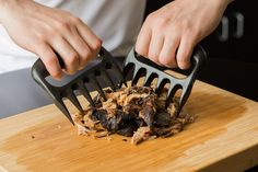 Bear Paw Meat Handles ($13): Now your meat maestro can rip it, tear it and shred it apart without burning their hands -- excellent for pulled pork and chicken.