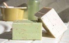 Cold Process - Oatmeal Honey Soap w/ Recipe