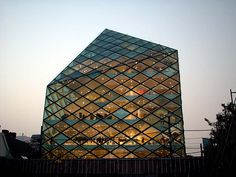 Prada by H architects in Tokyo / photo by Hiroaki Ohtsu