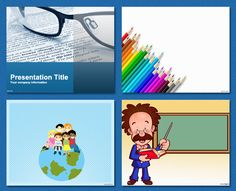 #Free #PowerPoint #Templates - Education