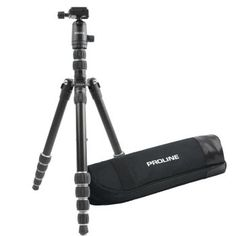 "Dolica Reversible Traveler 57"" Tripod with Integratable Monopod"