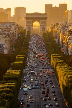 one day, paris, pearl, sunset, arches, travel accessories, france, place, champs