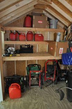 storage shelves garage, organizing shed, shed shelves, garage organization shelves, shed shelving ideas