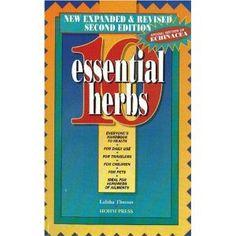 essential essenti herb