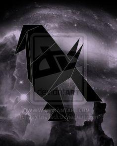 Origami Constellation by JayTheJedi.deviantart.com