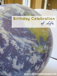 Some different songs for celebrating birthdays in a Montessori classroom.