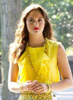 Gossip Girl's Leighton Meester