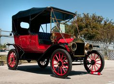 1911 Model T Ford