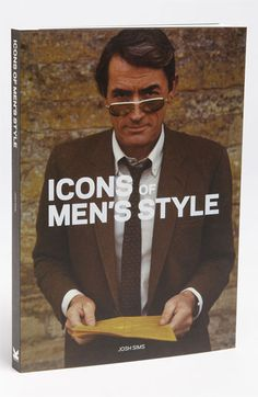 Josh Sims 'Icons of Men's Style' Book | Nordstrom