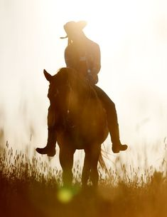I don't consider someone as a cowgirl or a cowboy because they wear boots and ride horses. I believe its the way your were raised and where you live.