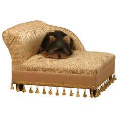 Mini Chaise Elegant Pet Bed