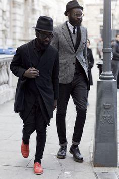 london street style XVI. #WORMLAND Men's Fashion Inspiration http://www.wormland.de