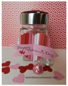 Free Tags-Valentine's Day Teacher Appreciation Gift Ideas