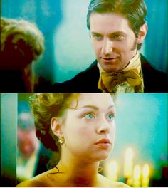 Mr. Thornton and Margaret Hale {North & South}