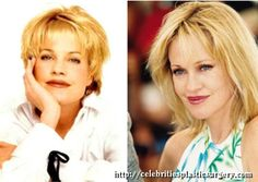 Melanie Griffith plastic surgery fan goes natural thanks to Twitter trolls?