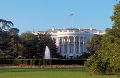 Washington D.C., - The most famous house in America.