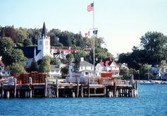 Macinac Island, Michigan