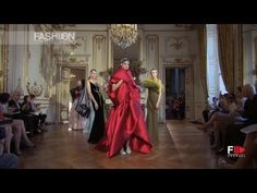 """PARIS HAUTE COUTURE"" Highlights Autumn Winter 2013 2014 by Fashion Channel - YouTube"