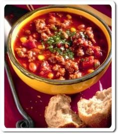 Best Ever Chili Recipes And The History Of Chili