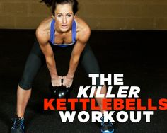 8 Kettlebell Exercises That'll Sculpt Your Entire Body