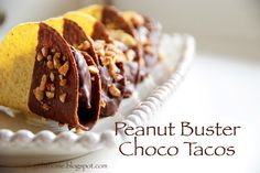 Simple Girl: Peanut Buster Choco Tacos
